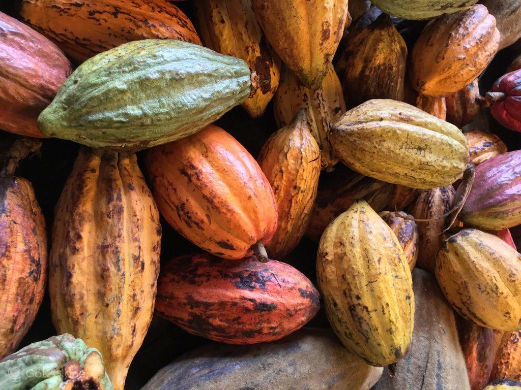 Cacau, Chocolate, Sao Tome Principe, São João Angolares
