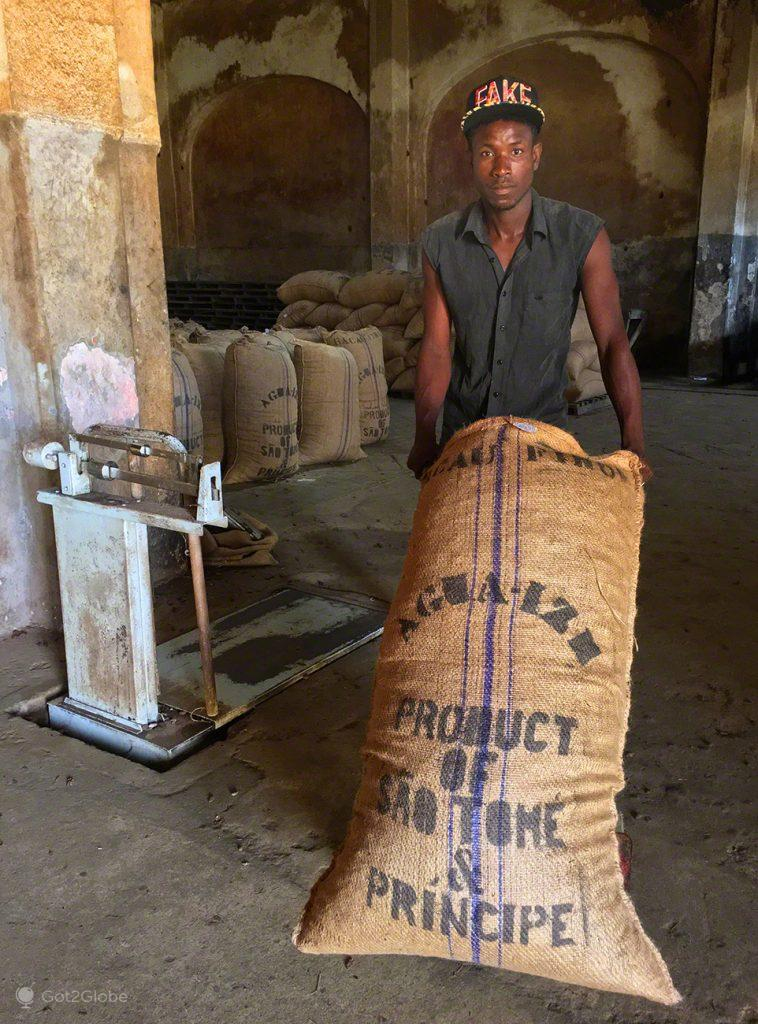 Product of São Tomé
