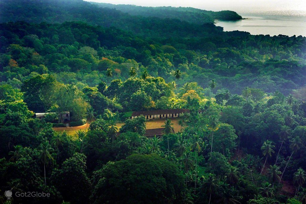 Cacau, Chocolate, Sao Tome Principe, roça