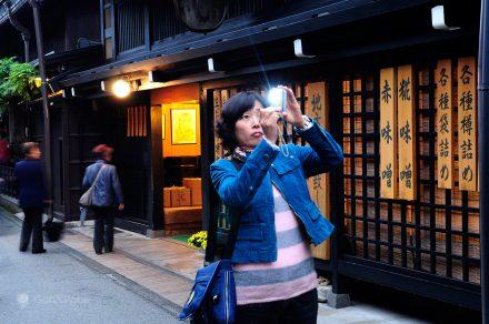 Selfie, Hida do Japão Antigo e Medieval