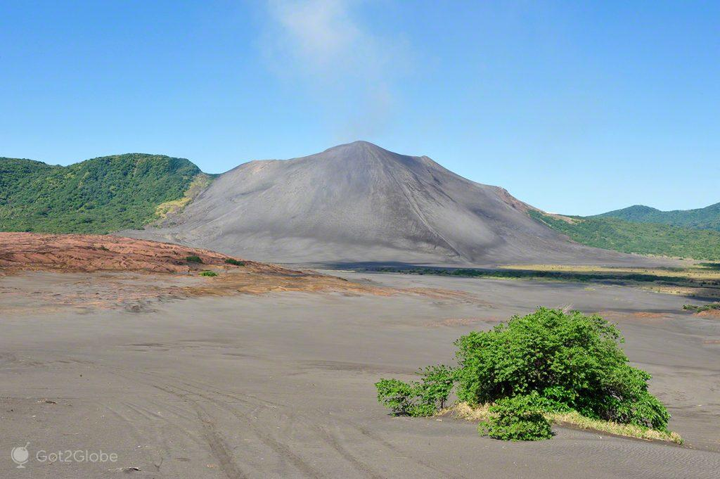 Desolação vulcânica