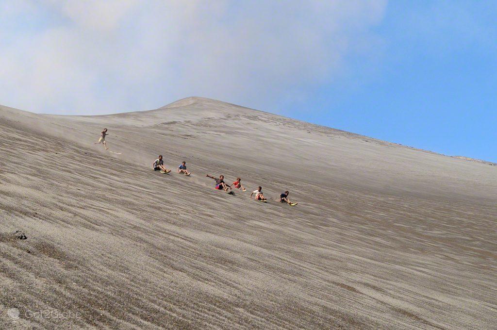 Corridas vulcânicas