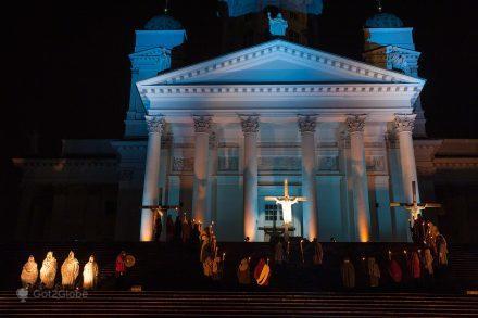 A Crucificação em Helsínquia