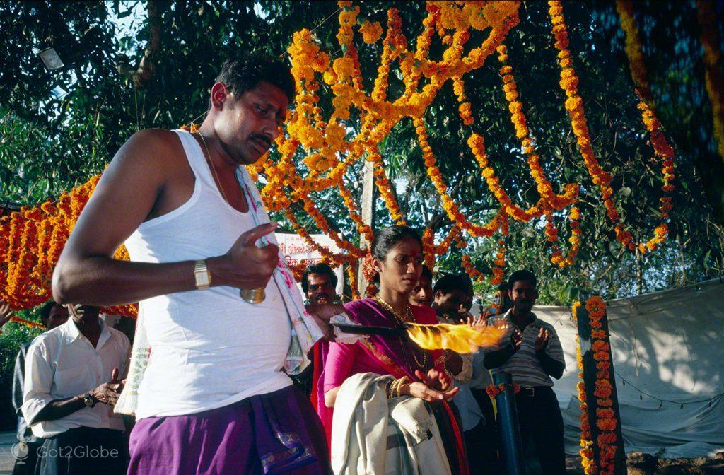 Uma Boda Hindu