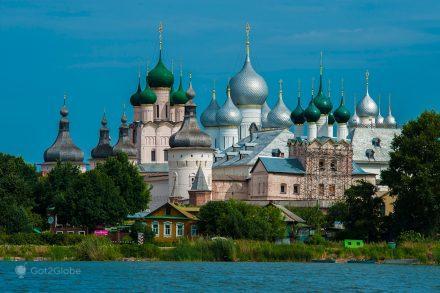 Kremlin de Rostov Veliky, Rússia