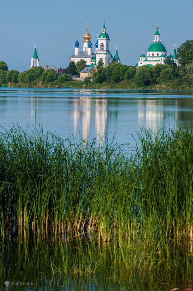 Mosteiro de Santo Jacob o Salvador e Lago Nero, Rostov Veliky, Rússia
