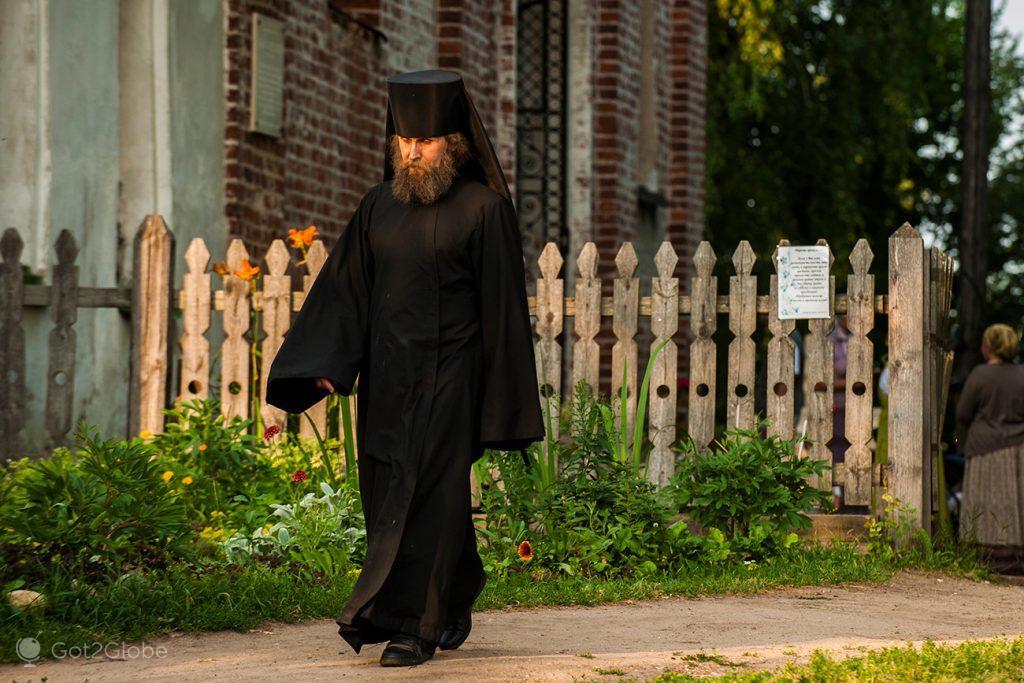 Padre ortodoxo, Rostov, Rússia