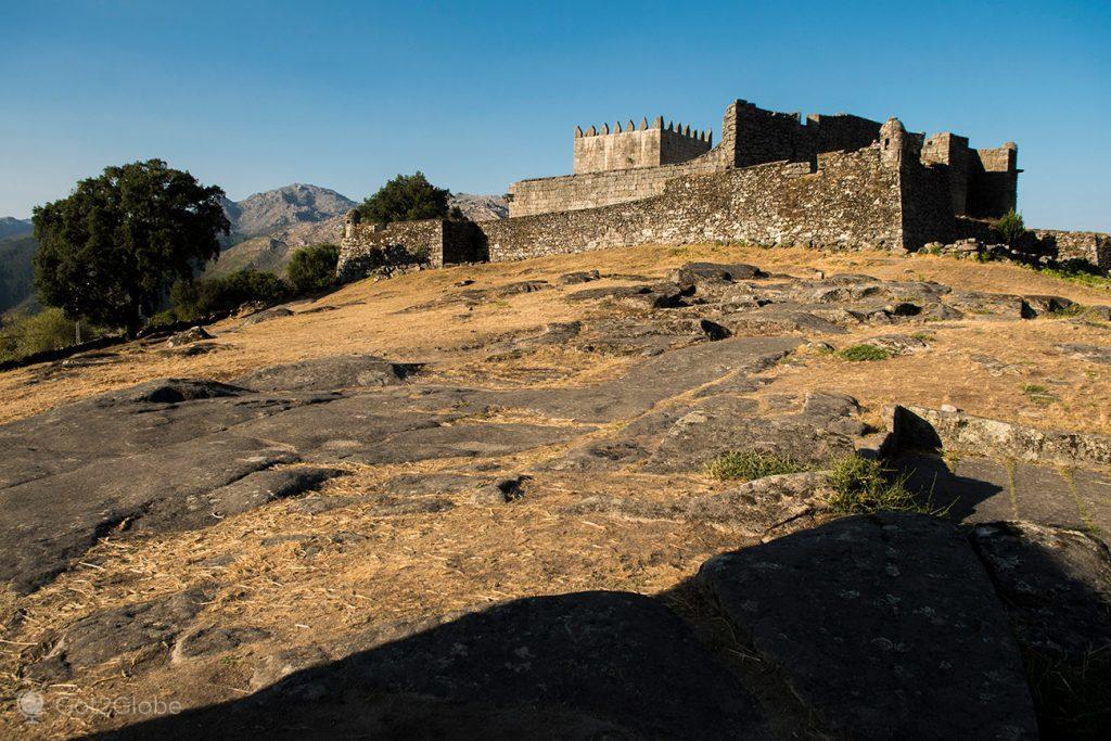 Castelo de Lindoso, Minho, Portugal