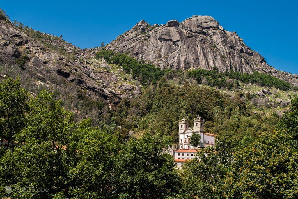 santuário da Nª Senhora da Peneda, PN Peneda Gerês, Minho, Portugal