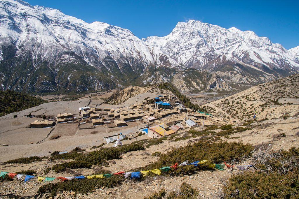 Ngawal, circuito Anapurnna, Nepal