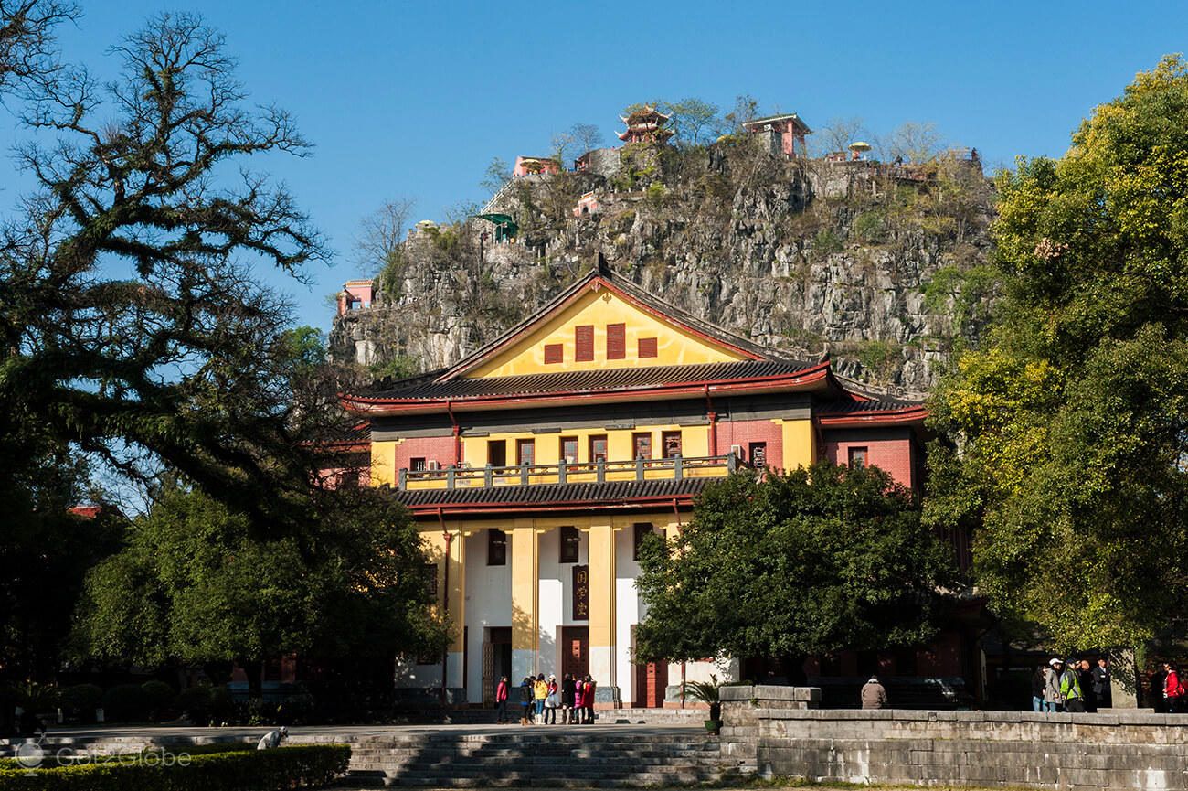 Palácio do Príncipe de Jingjiang, Guilin, China
