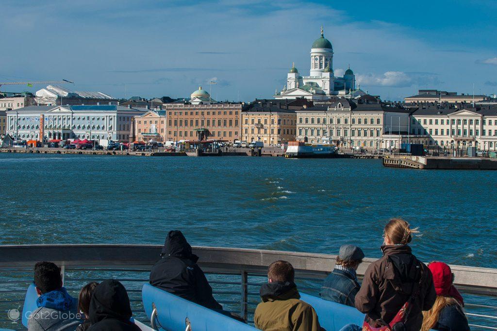 Frente histórica de Helsínquia, Finlândia