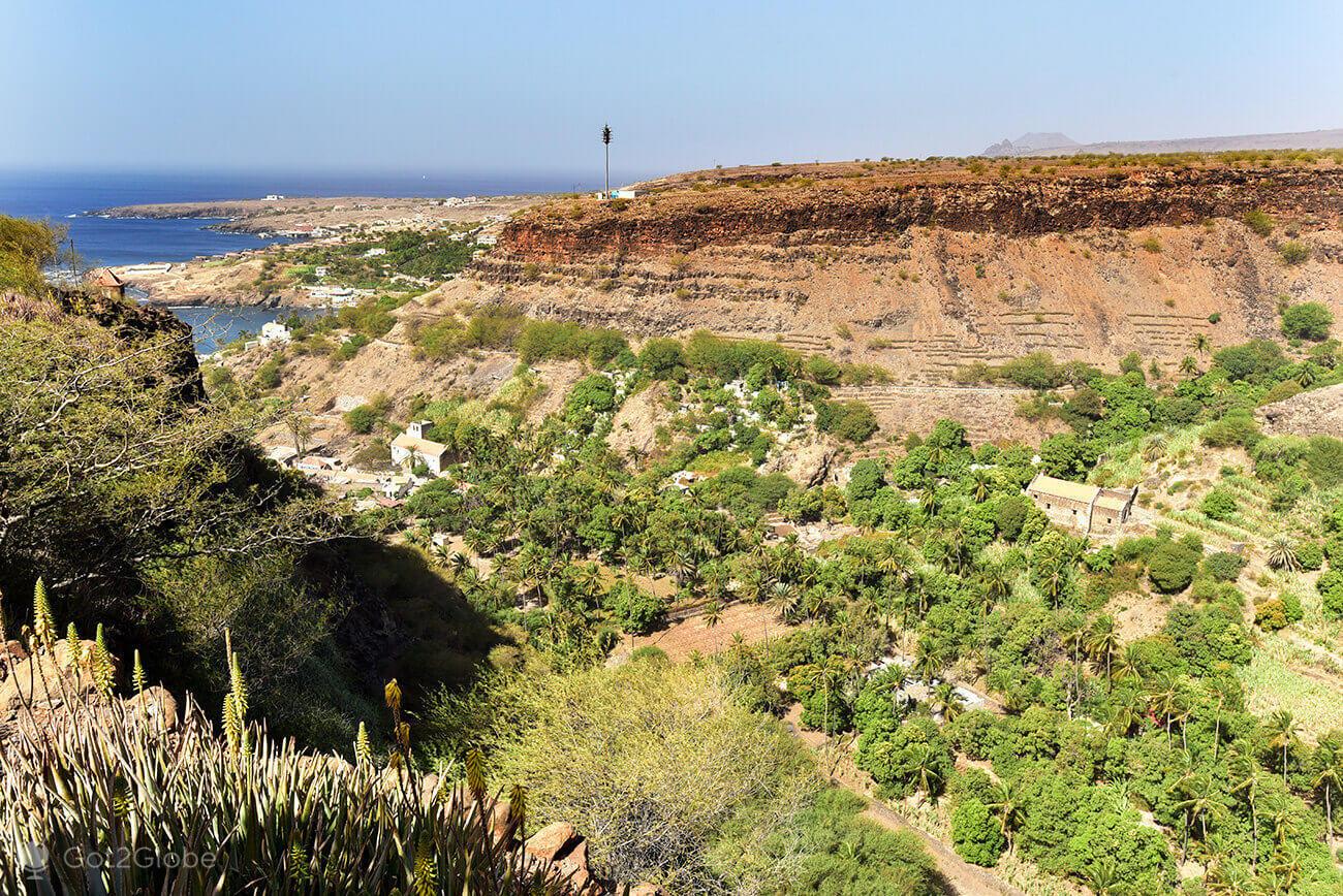 Vale da Ribeira Grande, Cidade Velha, Santiago, Cabo Verde