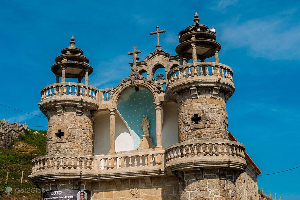 Igreja de Santo António de Mixões da Serra, Valdreu, Terras de Bouro, Portugal