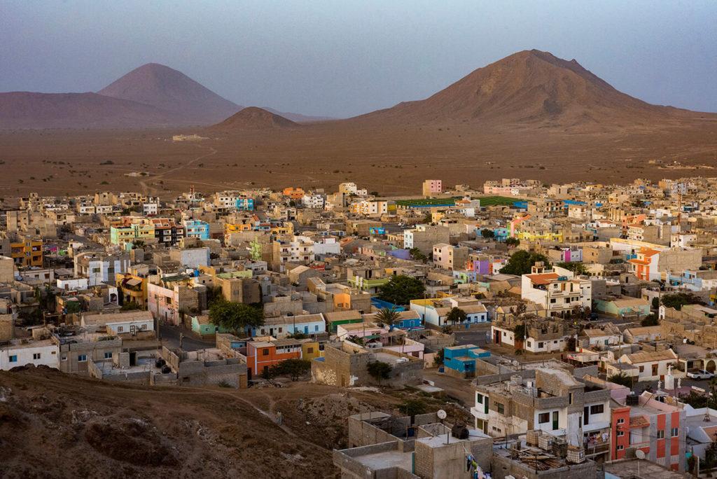 Espargos, ilha do Sal, Cabo Verde