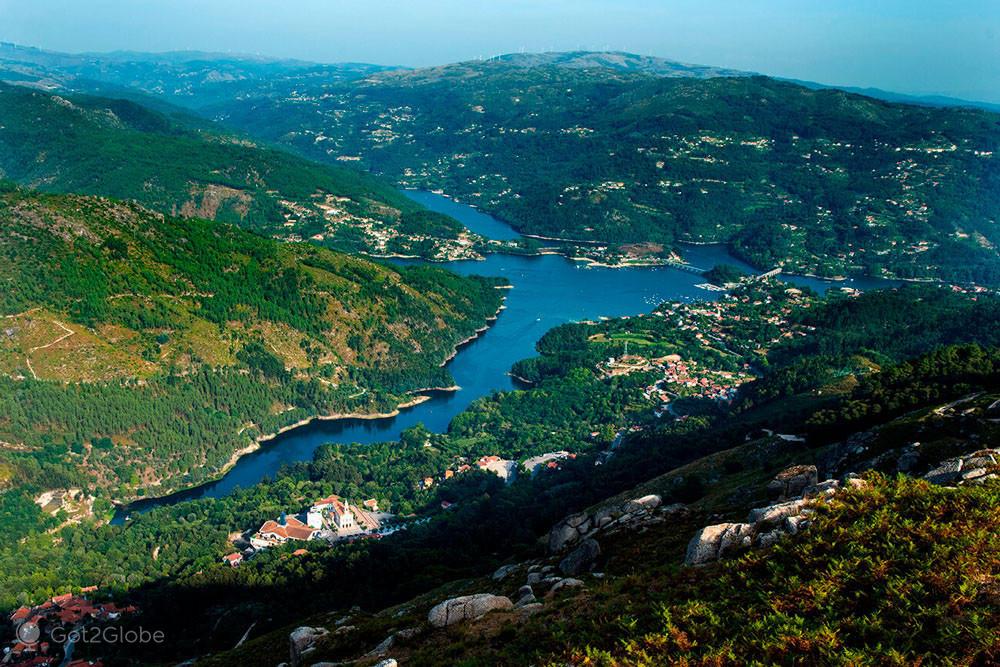 Rio Cávado, Gerês, Portugal