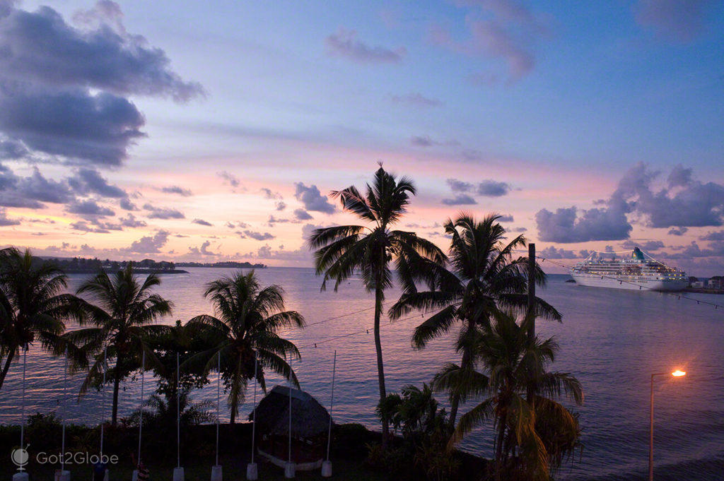Upolu, Samoa Ocidental