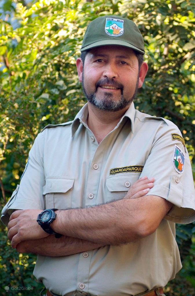 Guarda-florestal, PN Huerquehue, Pucón, La Araucania, Chile