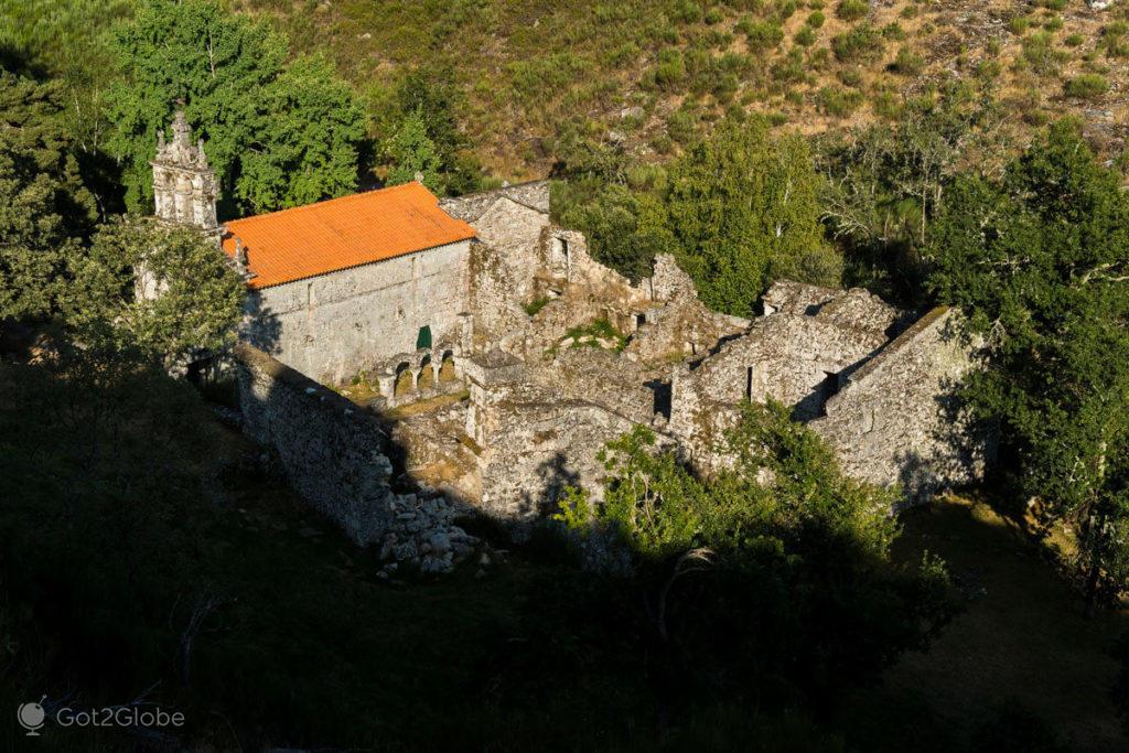 Mosteiro de Santa Maria das Júnias, Pitões das Júnias, Barroso, Trás-os-Montes, Portugal