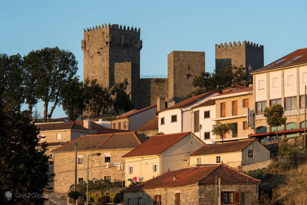 Castelo de Montalegre, Barroso, Trás-os-Montes, Portugal