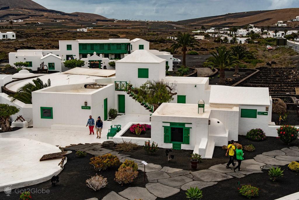 Museo del Campesino, Lanzarote,