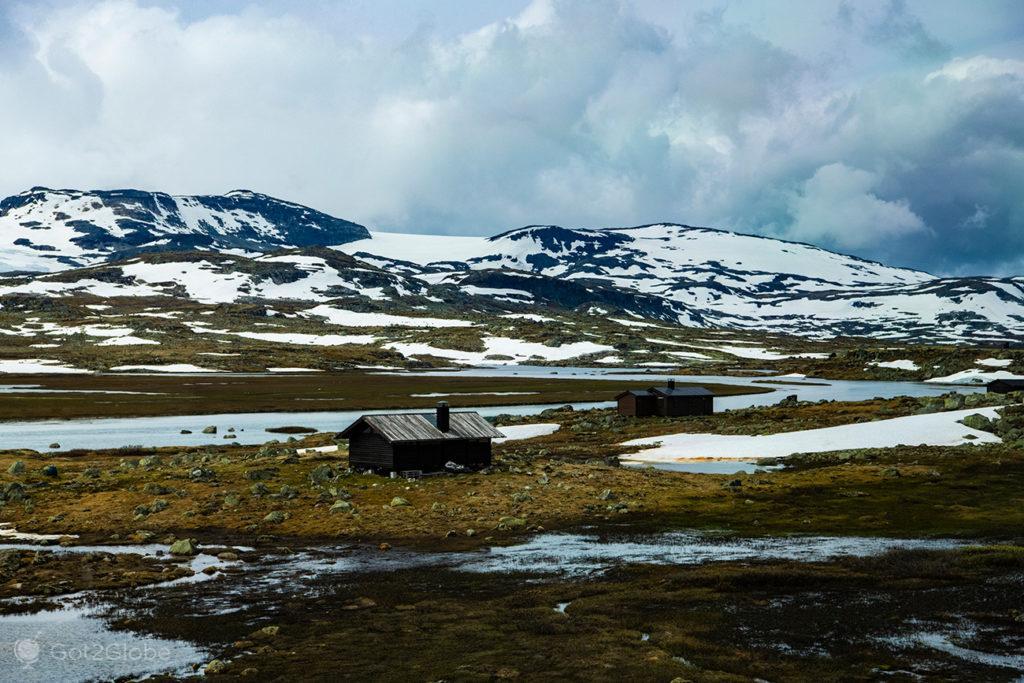 PN Hallingskarvet, Noruega