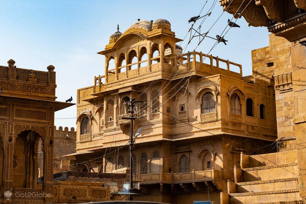 Haveli Baa Ri, Jaisalmer, India