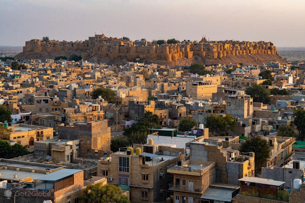 Jaisalmer, Rajastão, India