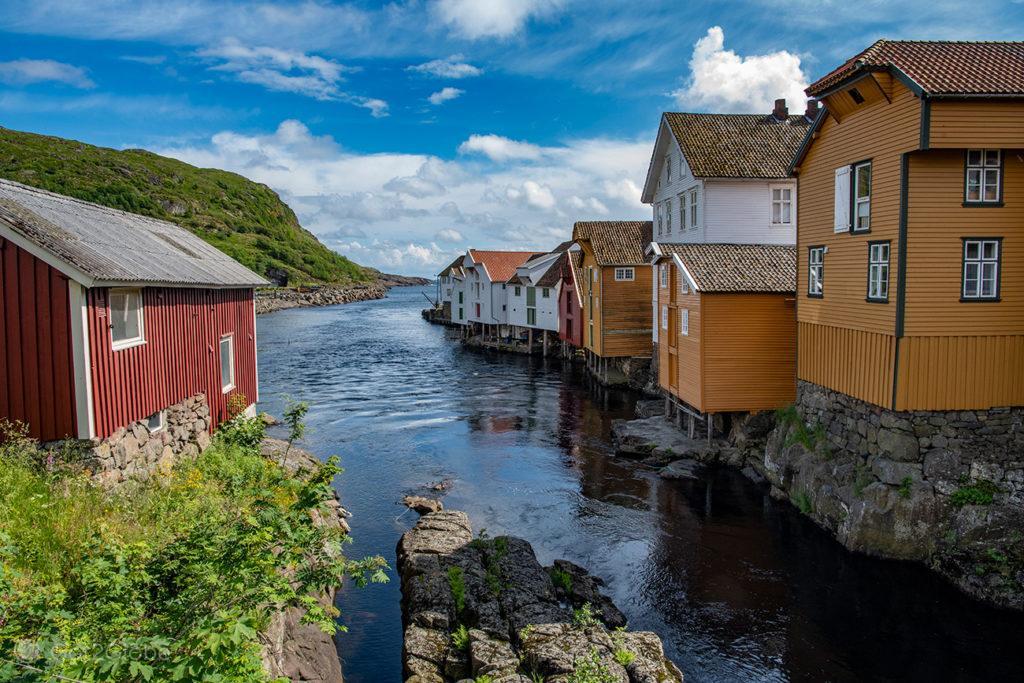 Sokndalstrand, Rogaland, Noruega