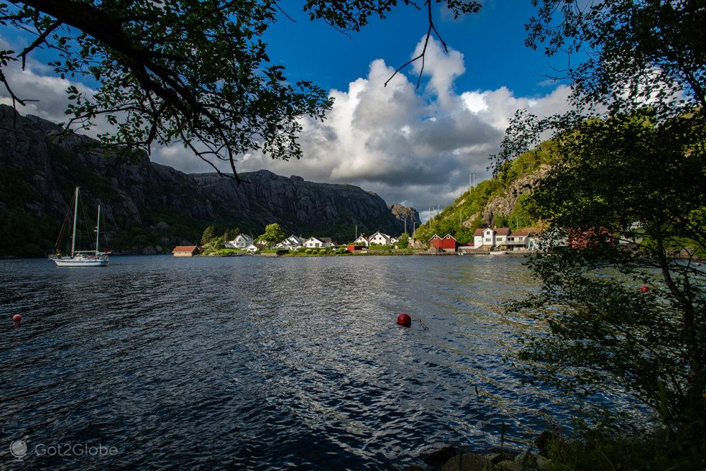 Casario de Stornes, Rogaland, Noruega