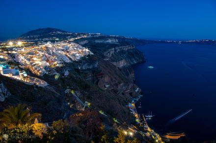 Thira, Santorini, Grécia