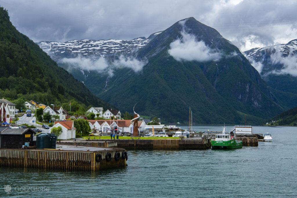 Balestrand, Sognefjord, Noruega