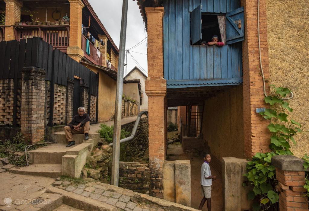 Moradores, Fianarantsoa, Madagascar