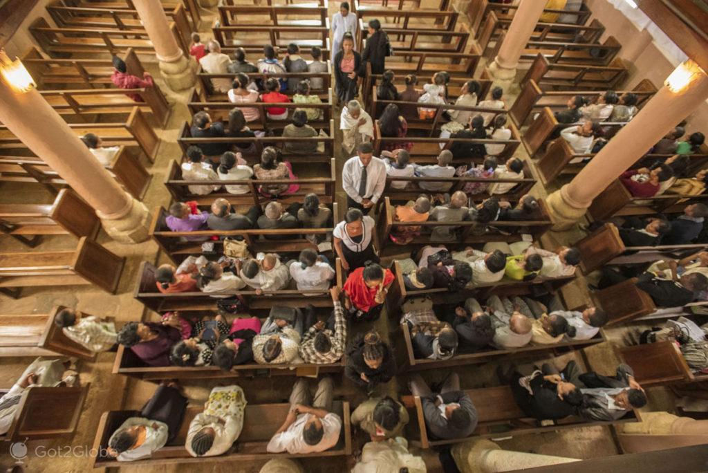 Missa, Fianarantsoa, Madagascar