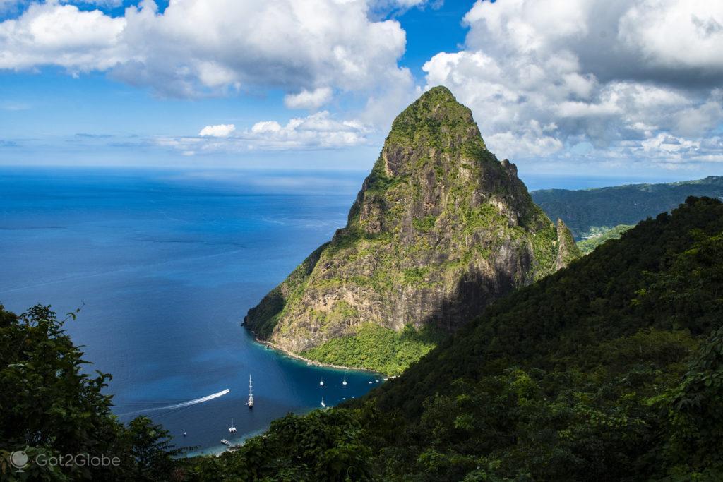 Petit Piton, Soufrière, Saint Lucia