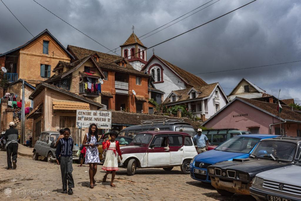 Rova-Fianarantsoa-Madagascar