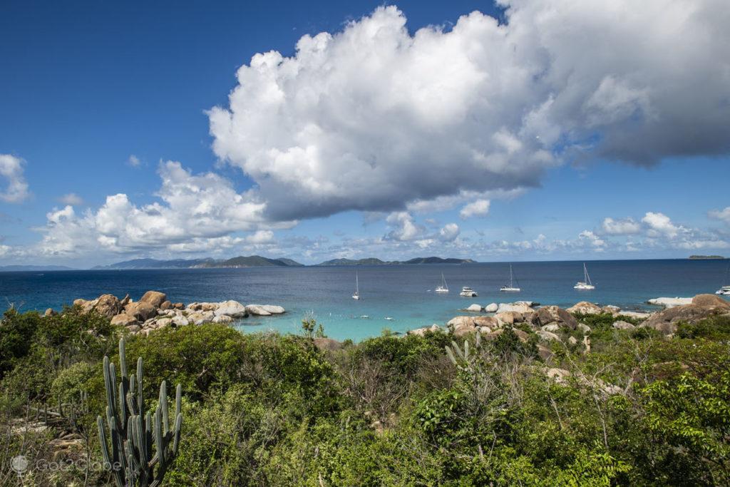 Devil's Bay (The Baths) National Park, Virgen Gorda, Ilhas Virgens Britânicas