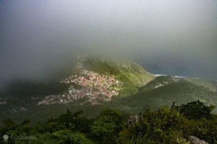 Windward Side, Saba, Caraíbas Holandesas, Holanda