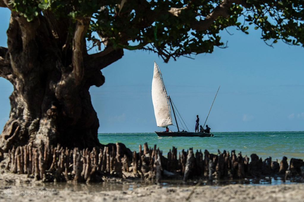 ilha Quirimba, Moçambique