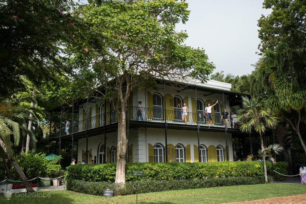 Casa de Hemingway, Key West, Florida, Estados Unidos