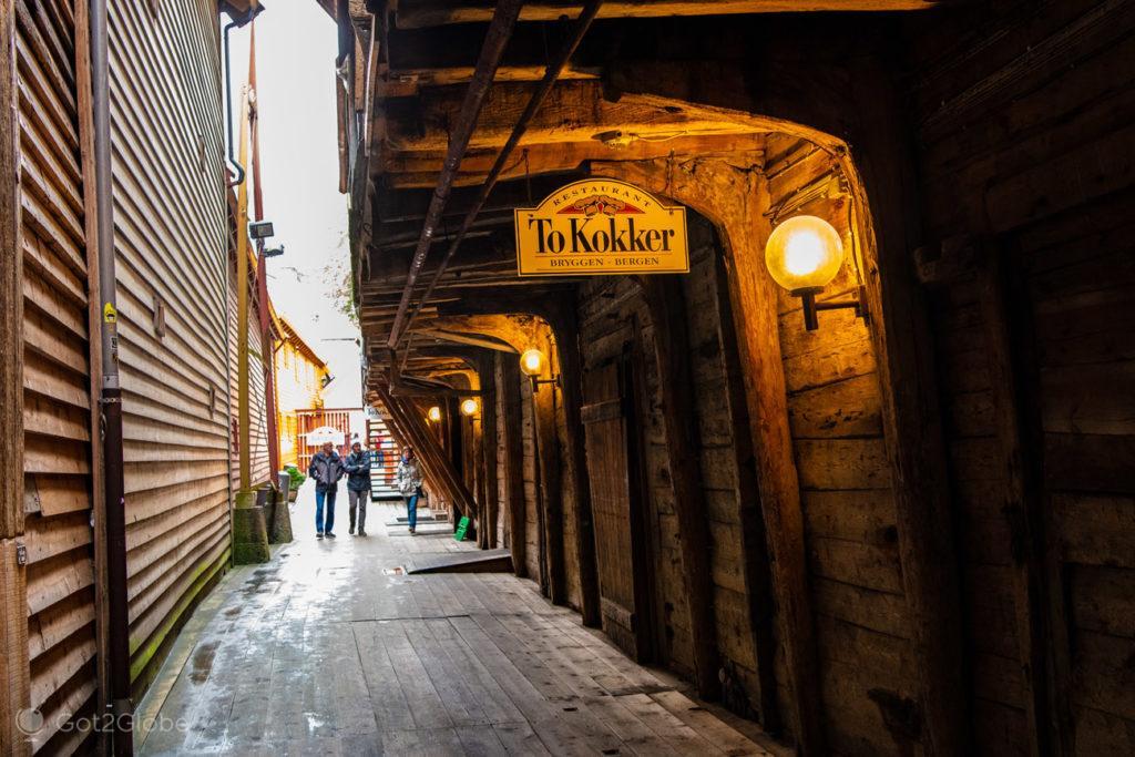 Ruela, BryggenBergen-Noruega