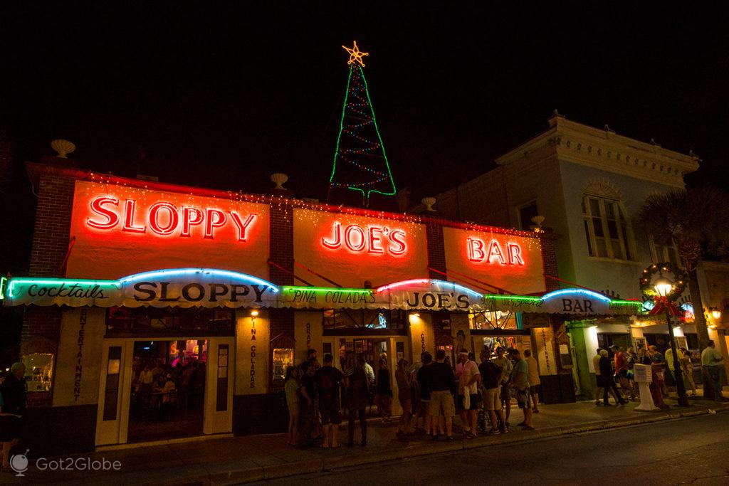 Sloppy Joe's Bar, Key West, Florida, Estados Unidos