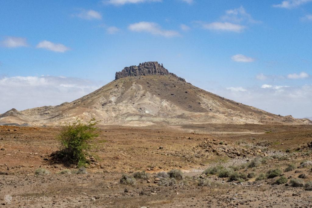 Ilha da Boa Vista, Cabo Verde, Sal, a Evocar o Sara