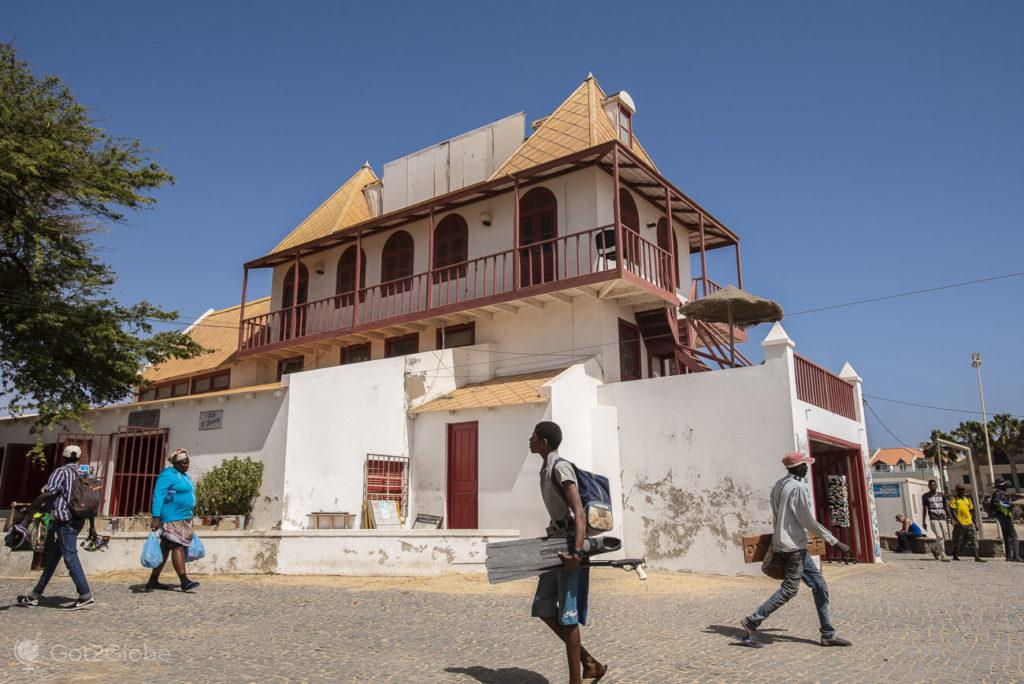 Santa Maria, ilha do Sal, Cabo Verde, Casa Viana II