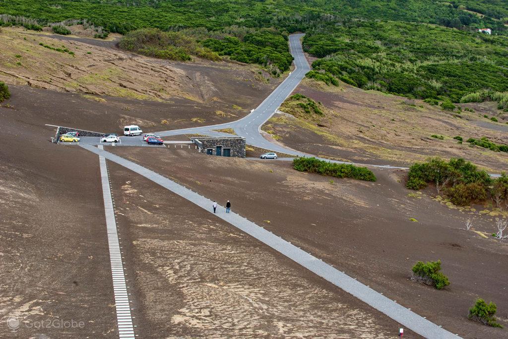 Caminho do Vulcao dos Capelinhos, Misterios, Faial, Açores