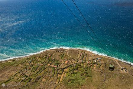 Teleférico Achadas da Cruz à Quebrada Nova, Ilha da Madeira, Portugal