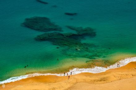 Praia do Penedo, Ilha de Porto Santo, Portugal