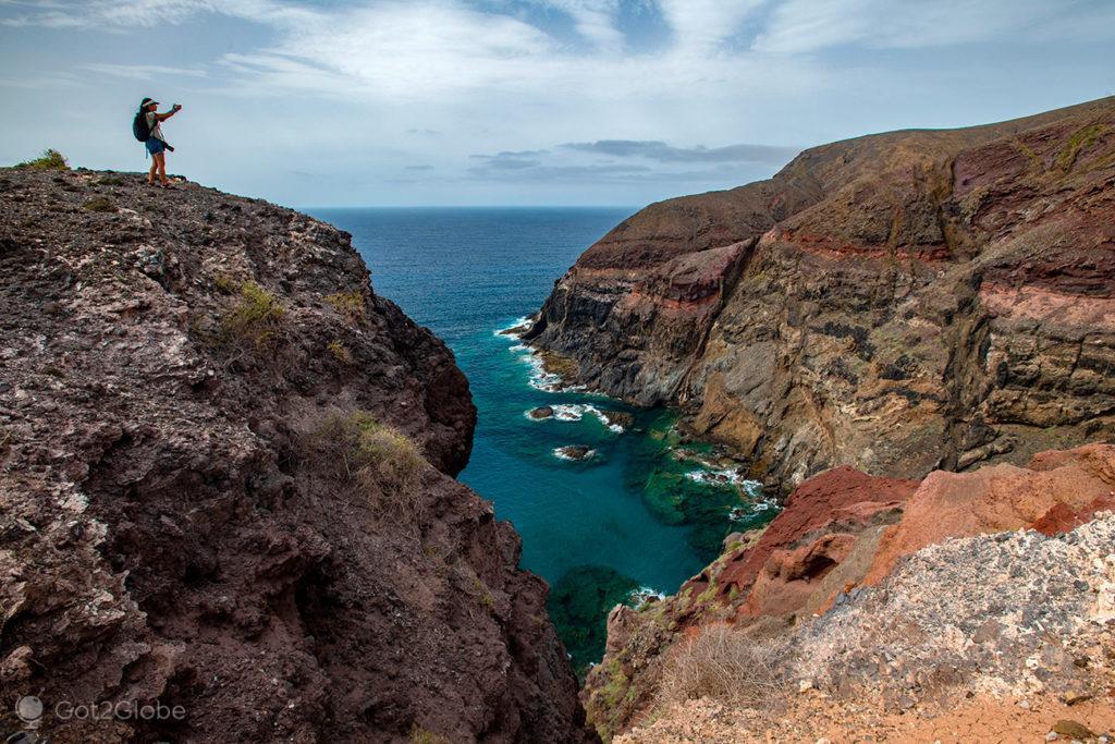 Enseada da Ilha de Porto Santo