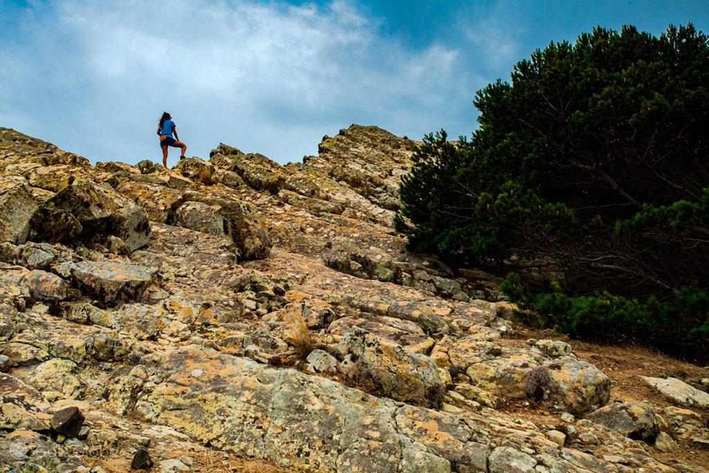 Pico de Ana Ferreira, Ilha de Porto Santo, Portugal