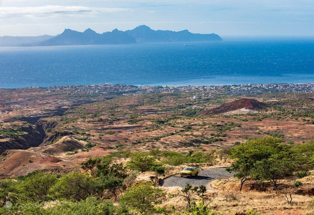 Estrada da Corda, Santo Antao, Cabo Verde